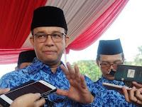 Anies soal Yustisi: Jokowi KTP Solo Bisa Jadi Gubernur DKI