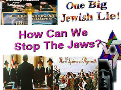 How can we stop The Jews?