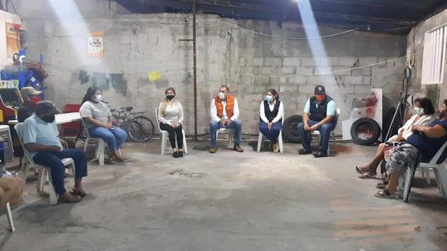 Con cada lluvia se inunda la Emiliano Zapata Oriente, reclaman vecinos
