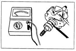 pemeriksaan kebocoran stator coil