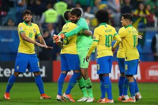 بث مباشر مباراة البرازيل والأرجنتين