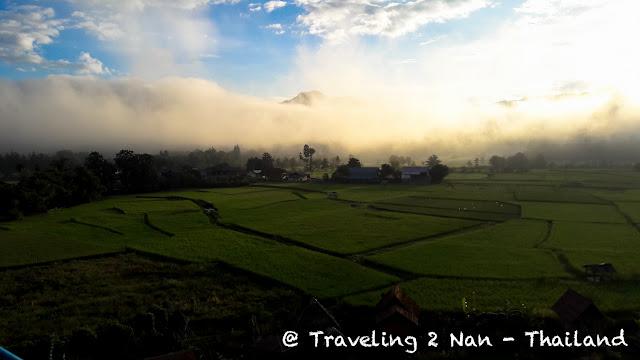 View in Pua, Nan - Thailand