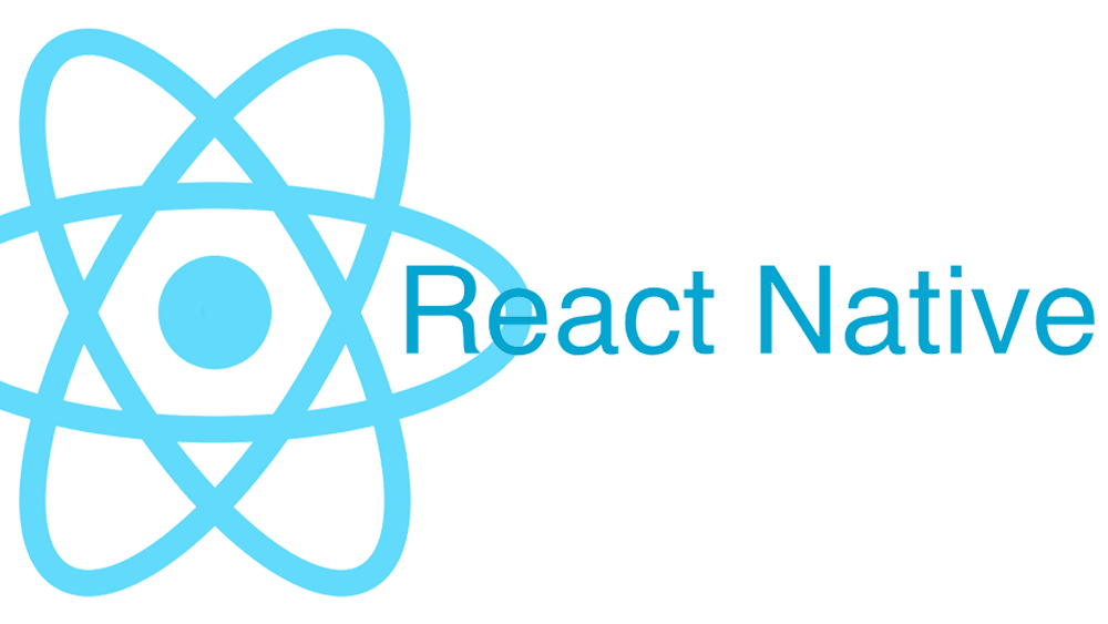 React Native Logo with Name