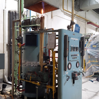 Mesin Endothermic Gas Generator