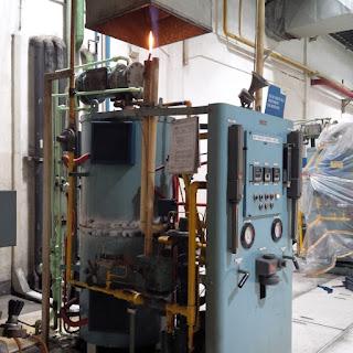 Mesin Endothermic Gas Generator