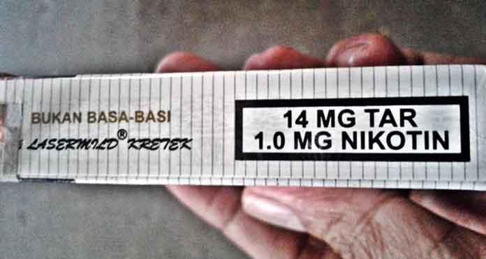Nikotin dan Tar: Mana yang Berbahaya