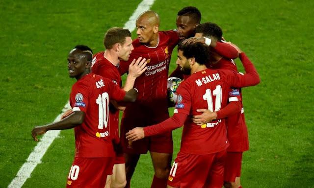 تشكيل ليفربول ضد زالتسبورغ عبر سوفت سلاش