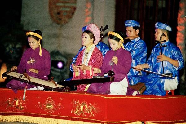 Ca Huế được công nhận là di sản văn hóa phi vật thể