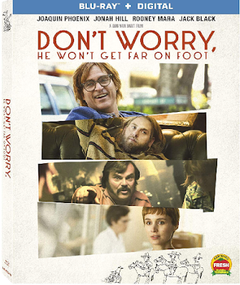 Dont Worry He Wont Get Far on Foot [2018] [BD25] [Latino]