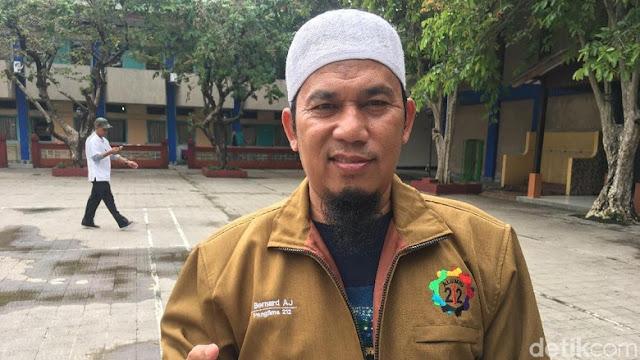 Polisi Tetapkan Sekjen PA 212 Jadi Tersangka Penganiayaan Ninoy Karundeng