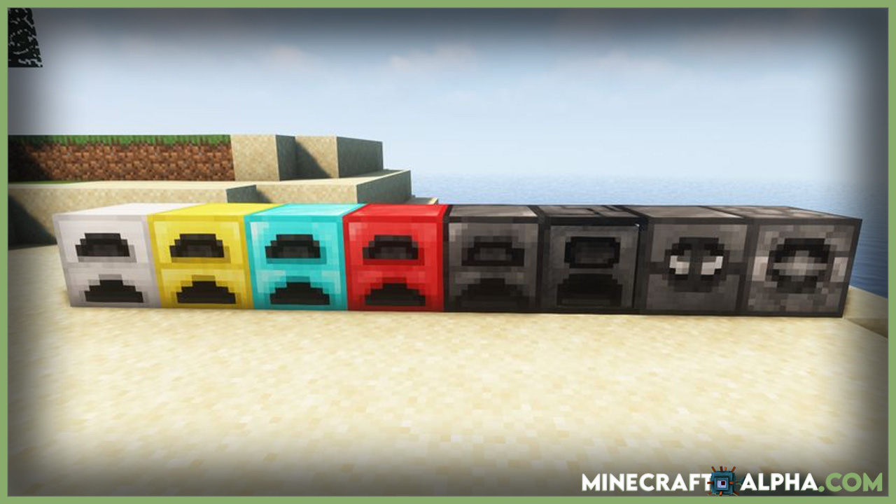 Minecraft Better Furnace Mod 1.16.5