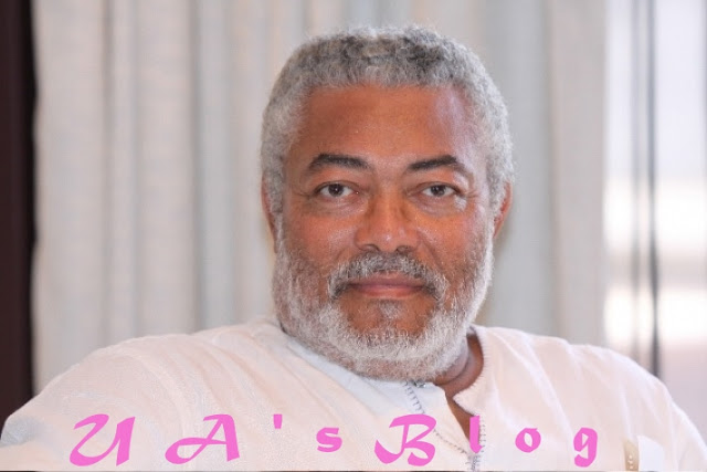 Nigerians still in love with their oppressors – Ex-Ghana President, Jerry Rawlings