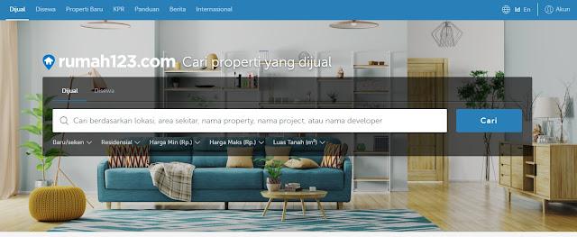 Situs Jual Beli Rumah di Indonesia