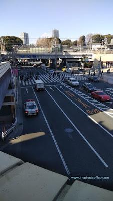 kondisi jalanan di Jepang