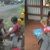 Istri Nikah Lagi dan Diusir Mertua, Pria Ini Gendong Anaknya Jalan Kaki Madura Sampsi Sumatera
