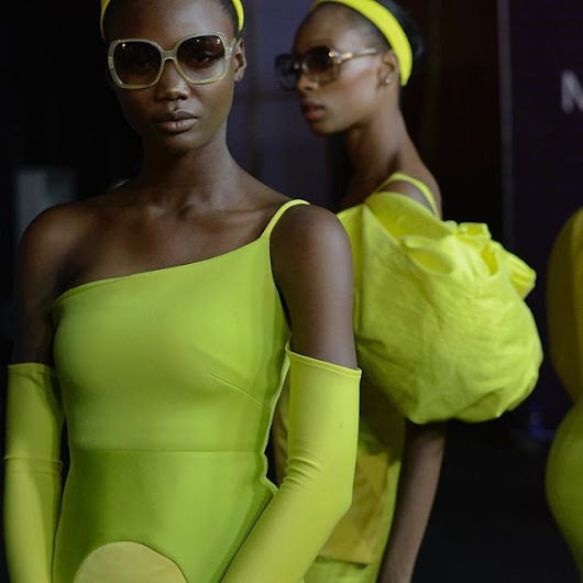 MILLARE Fashion: TOP 5 BEAUTY TRENDS FROM HEINEKEN LAGOS FASHION AND DESIGN WEEK 2017