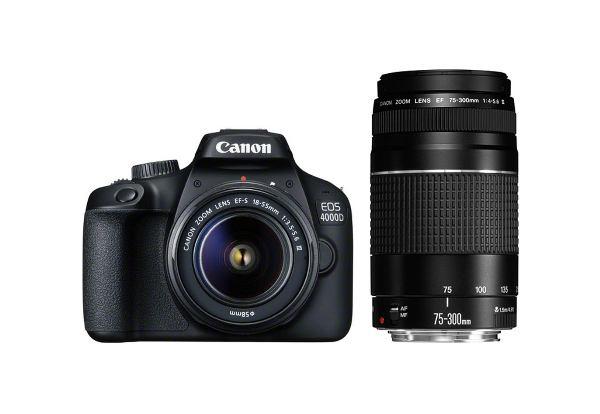 Canon EOS 4000D DSLR - Getslook.com/
