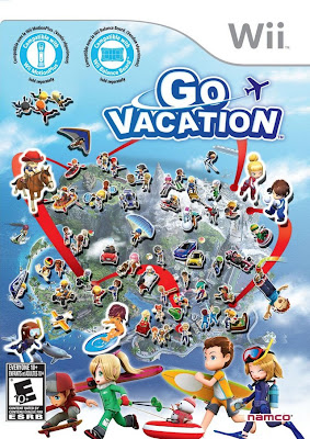 Superphillip Central Go Vacation Wii Review