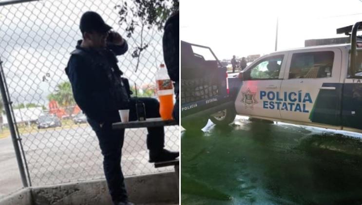 Cartel del Noreste tiene en nómina a algunos elementos de la POLICÍA ESTATAL en Nuevo Laredo y la Frontera Chica, 7 mil pesos mensuales reciben