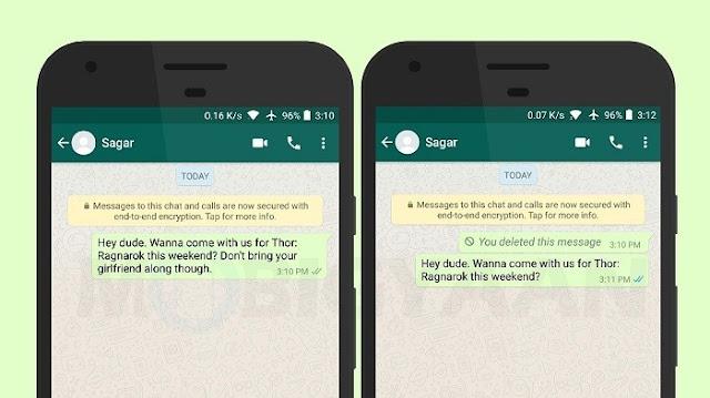 Cara Membaca Pesan Whatsapp Tanpa Diketahui