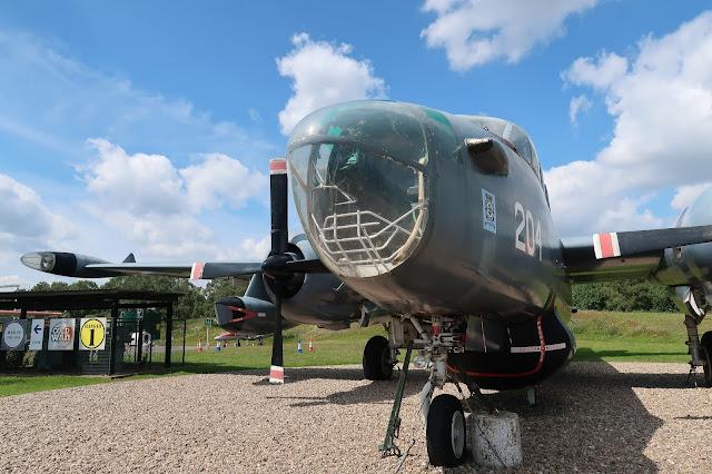RAF airplane