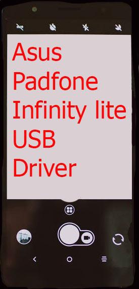 Asus Padfone Infinity lite USB Driver