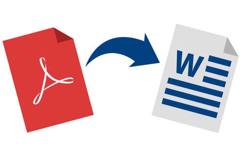 Cara Mengubah File PDF ke Word Secara Online Tanpa Software
