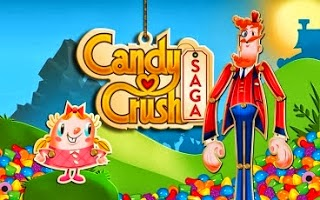 Candy Crush Saga V1.23 9999 Live No Ticket