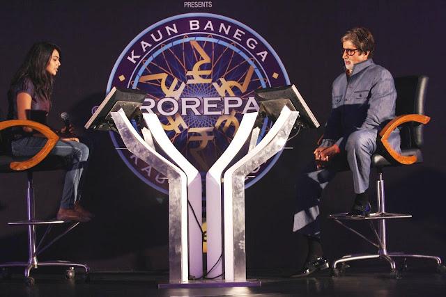 Amitabh Bachchan Kaun Banega Crorepati