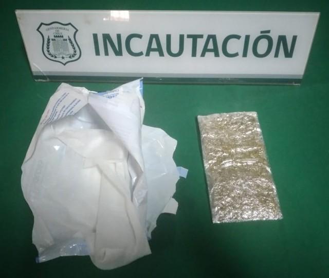 Osorno: Gendarmes frustran ingreso de droga a cárcel