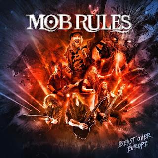 """Το τραγούδι των Mob Rules """"Ghost Of A Chance"""" από το album """"Beast over Europe"""""""