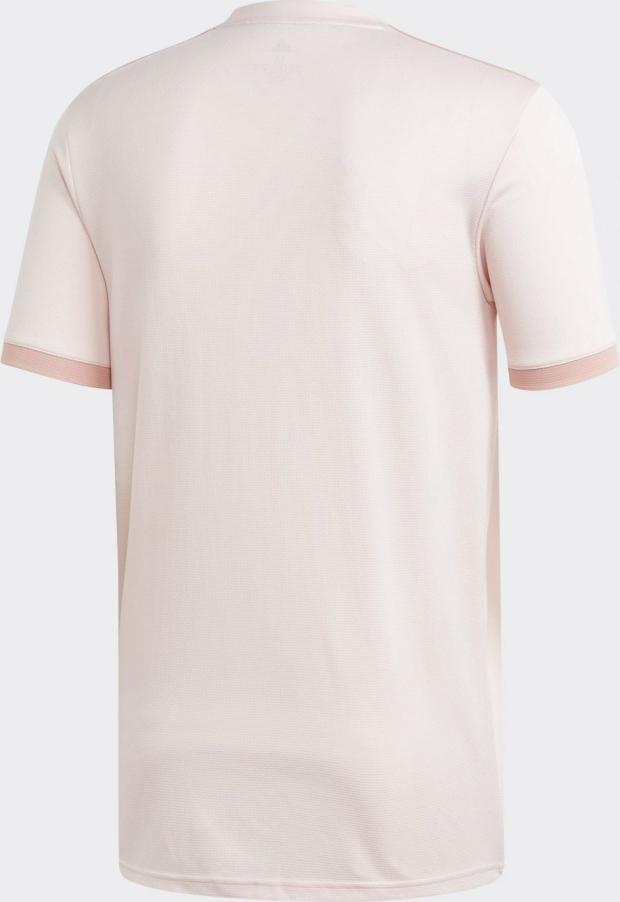 597ac18718 Adidas lança a nova camisa reserva do Manchester United - Show de ...