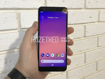Google Pixel 3 Lite First Look