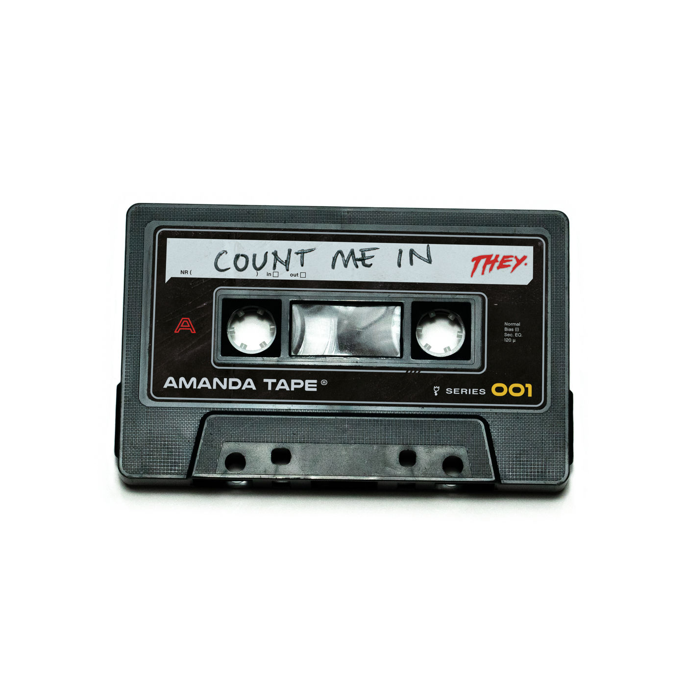 THEY – Count Me In (2020)   [ singolo ]