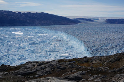 Sea-level rise could nearly double over earlier estimates in next 100 years