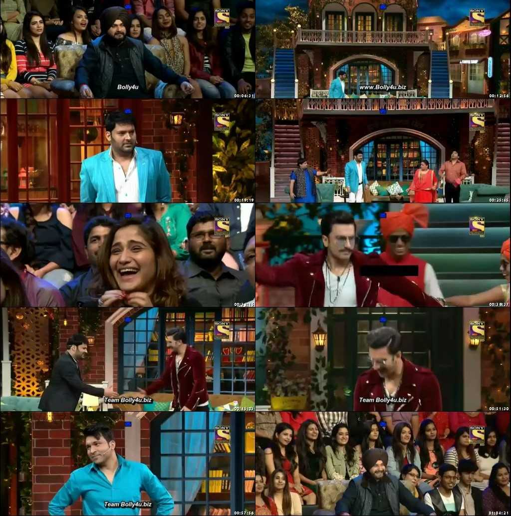 The Kapil Sharma Show Full Episode 1 Screenshot