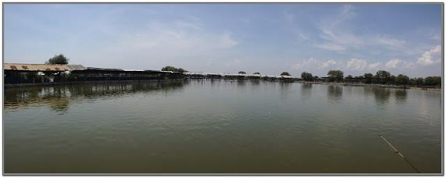 Tambak Ikan Kalanganyar;10 Top Destinasi Wisata Sidoarjo;