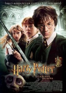 Harry Potter 2 y la cámara secreta (2002) Online latino hd