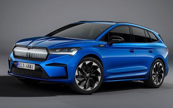 Škoda Enyaq IV Sportline