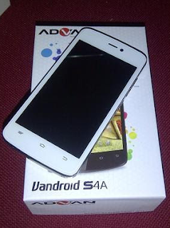 Cara Mudah Flash Advan S4A (Firmware Jelly Bean & Kitkat)