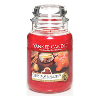 yankee candle natale