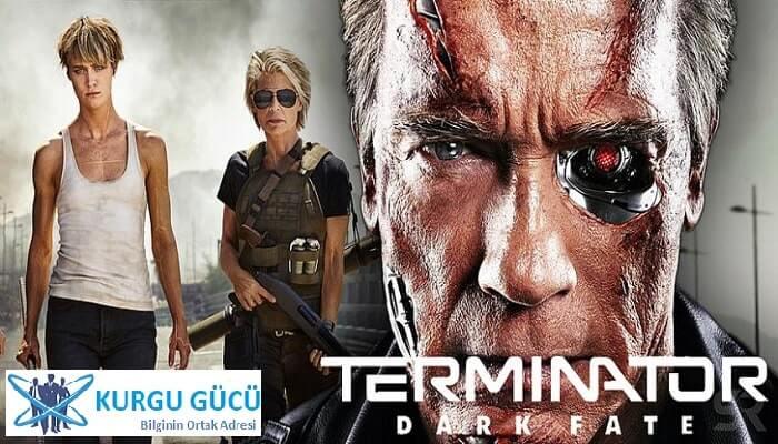 Terminatör: Kara Kader Oyuncuları, Konusu, Film İncelemesi! - Kurgu Gücü