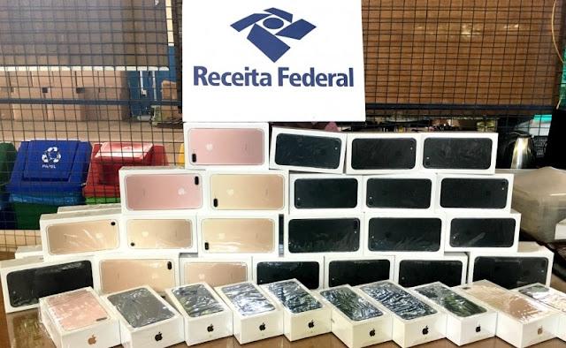 iPhone baratos? Governo vai criar site para vender celulares apreendidos pela polícia