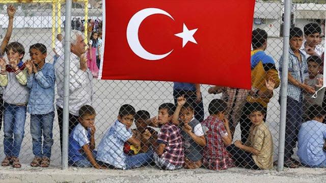 Venden órganos de refugiados sirios en campo de refugiados turco