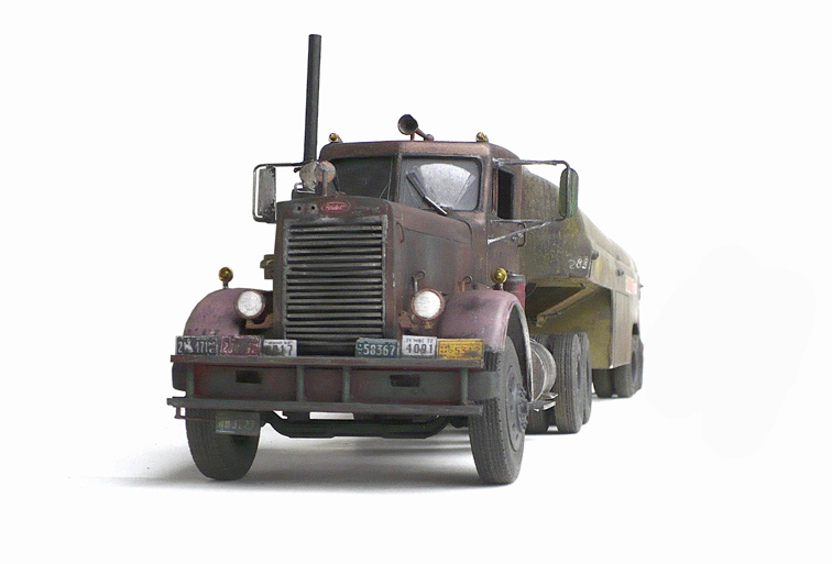 The Great Canadian Model Builders Web Page!: Peterbilt 280