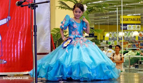 Shane - Araw ng Wika - traditional Filipino costumes for kids
