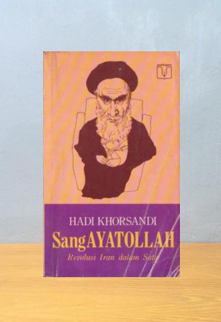 SANG AYATOLLAH, Hadi Khorsandi