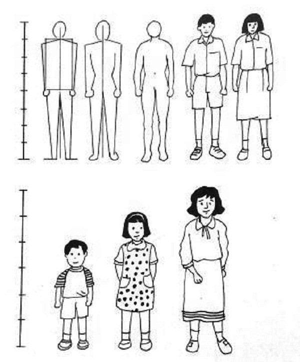 gambar ilustrasi manusia
