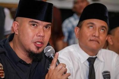 Ahmad Dhani Rilis Lagu Bertema Perjuangan Islam