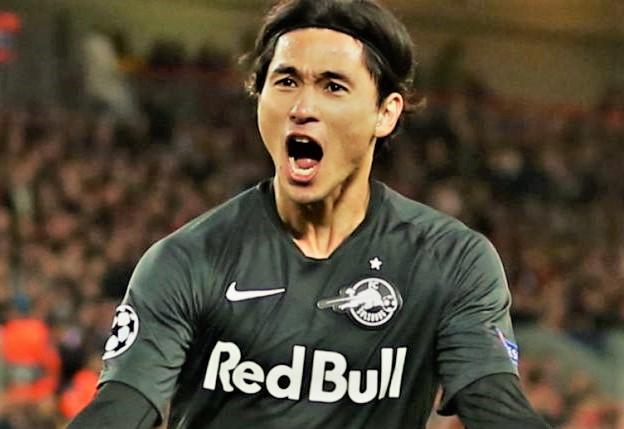 Transfer News: Takumi Minamino Joins Liverpool